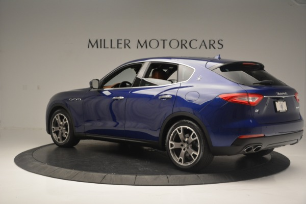 Used 2018 Maserati Levante Q4 for sale Sold at Bentley Greenwich in Greenwich CT 06830 8