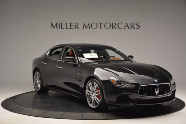 Used 2014 Maserati Ghibli S Q4 for sale Sold at Bentley Greenwich in Greenwich CT 06830 11