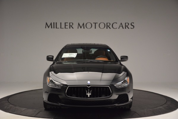 Used 2014 Maserati Ghibli S Q4 for sale Sold at Bentley Greenwich in Greenwich CT 06830 12