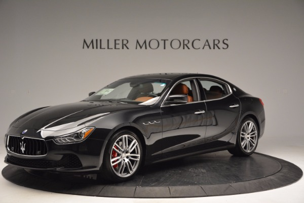 Used 2014 Maserati Ghibli S Q4 for sale Sold at Bentley Greenwich in Greenwich CT 06830 2