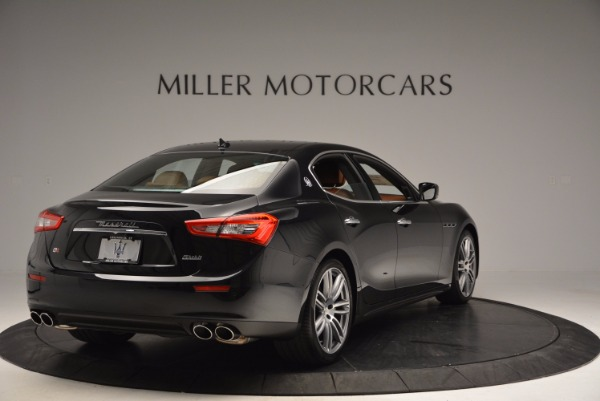 Used 2014 Maserati Ghibli S Q4 for sale Sold at Bentley Greenwich in Greenwich CT 06830 7