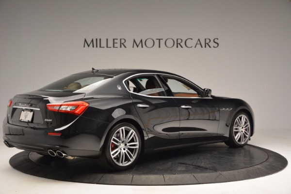 Used 2014 Maserati Ghibli S Q4 for sale Sold at Bentley Greenwich in Greenwich CT 06830 8