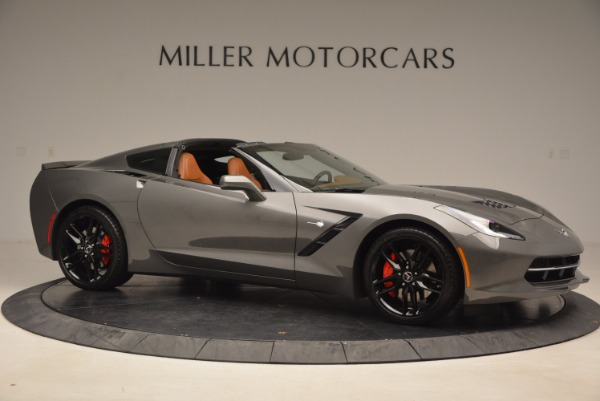 Used 2015 Chevrolet Corvette Stingray Z51 for sale Sold at Bentley Greenwich in Greenwich CT 06830 10
