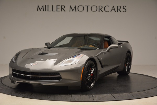 Used 2015 Chevrolet Corvette Stingray Z51 for sale Sold at Bentley Greenwich in Greenwich CT 06830 13