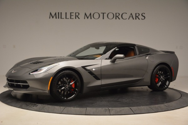 Used 2015 Chevrolet Corvette Stingray Z51 for sale Sold at Bentley Greenwich in Greenwich CT 06830 14