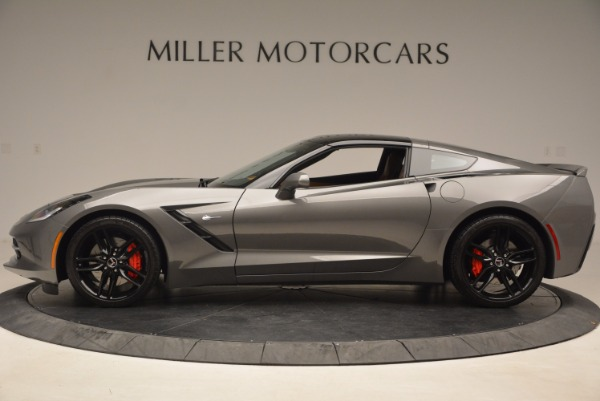 Used 2015 Chevrolet Corvette Stingray Z51 for sale Sold at Bentley Greenwich in Greenwich CT 06830 15