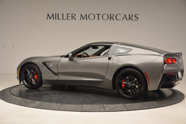 Used 2015 Chevrolet Corvette Stingray Z51 for sale Sold at Bentley Greenwich in Greenwich CT 06830 16