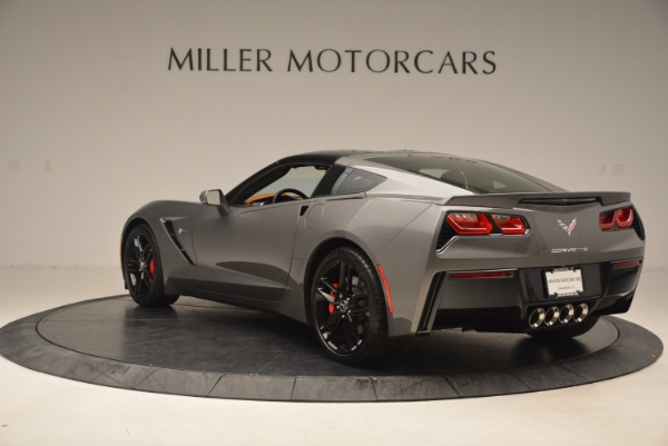 Used 2015 Chevrolet Corvette Stingray Z51 for sale Sold at Bentley Greenwich in Greenwich CT 06830 17