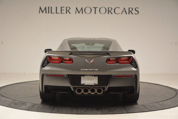 Used 2015 Chevrolet Corvette Stingray Z51 for sale Sold at Bentley Greenwich in Greenwich CT 06830 18