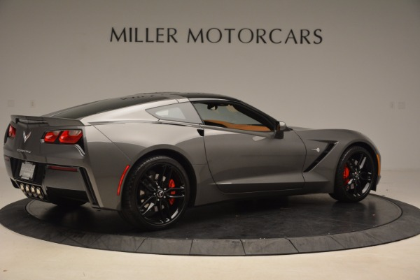 Used 2015 Chevrolet Corvette Stingray Z51 for sale Sold at Bentley Greenwich in Greenwich CT 06830 20