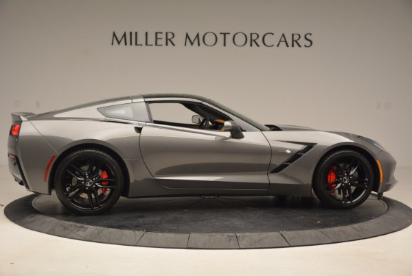 Used 2015 Chevrolet Corvette Stingray Z51 for sale Sold at Bentley Greenwich in Greenwich CT 06830 21