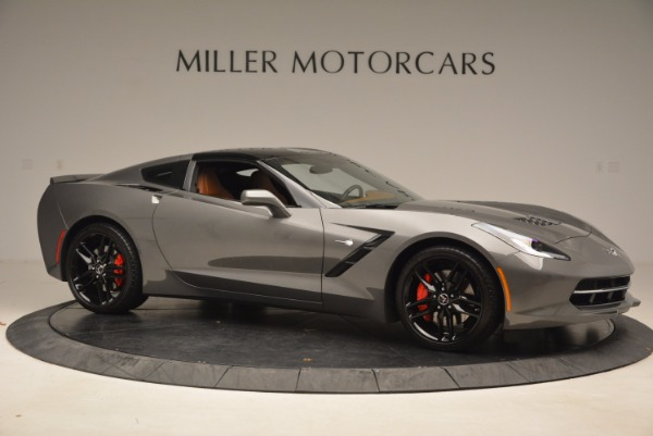 Used 2015 Chevrolet Corvette Stingray Z51 for sale Sold at Bentley Greenwich in Greenwich CT 06830 22