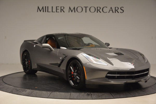 Used 2015 Chevrolet Corvette Stingray Z51 for sale Sold at Bentley Greenwich in Greenwich CT 06830 23