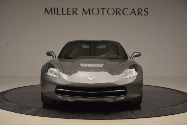 Used 2015 Chevrolet Corvette Stingray Z51 for sale Sold at Bentley Greenwich in Greenwich CT 06830 24