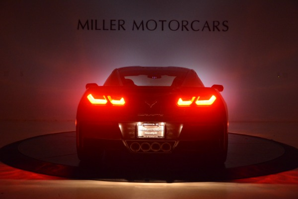 Used 2015 Chevrolet Corvette Stingray Z51 for sale Sold at Bentley Greenwich in Greenwich CT 06830 28