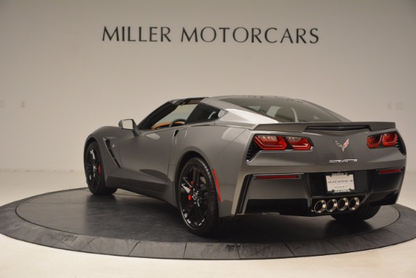 Used 2015 Chevrolet Corvette Stingray Z51 for sale Sold at Bentley Greenwich in Greenwich CT 06830 5