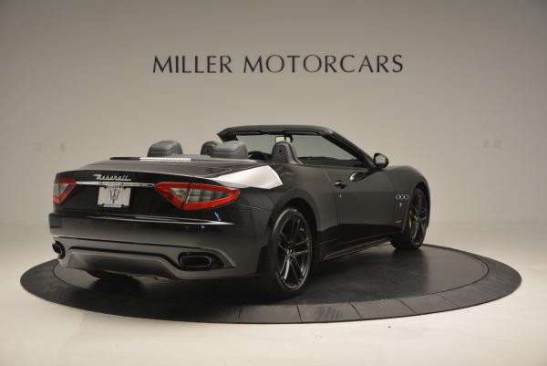New 2017 Maserati GranTurismo Convertible Sport for sale Sold at Bentley Greenwich in Greenwich CT 06830 10