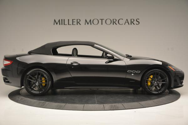 New 2017 Maserati GranTurismo Convertible Sport for sale Sold at Bentley Greenwich in Greenwich CT 06830 13