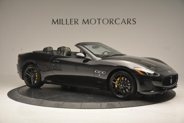 New 2017 Maserati GranTurismo Convertible Sport for sale Sold at Bentley Greenwich in Greenwich CT 06830 14
