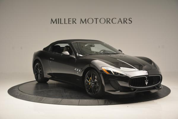 New 2017 Maserati GranTurismo Convertible Sport for sale Sold at Bentley Greenwich in Greenwich CT 06830 17