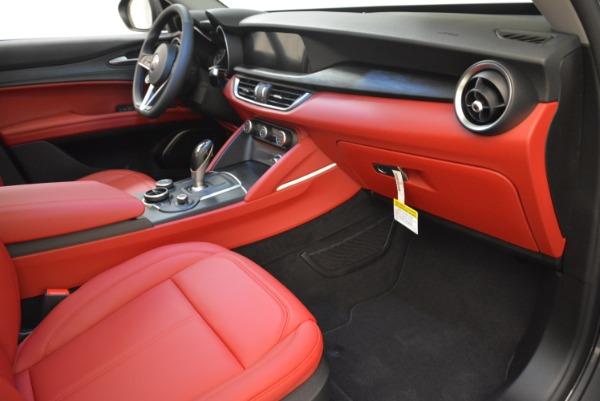 New 2018 Alfa Romeo Stelvio Q4 for sale Sold at Bentley Greenwich in Greenwich CT 06830 16