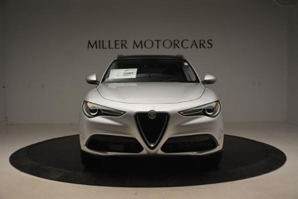 New 2018 Alfa Romeo Stelvio Ti Q4 for sale Sold at Bentley Greenwich in Greenwich CT 06830 12