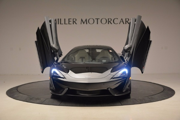 New 2018 McLaren 570S Spider for sale Sold at Bentley Greenwich in Greenwich CT 06830 13