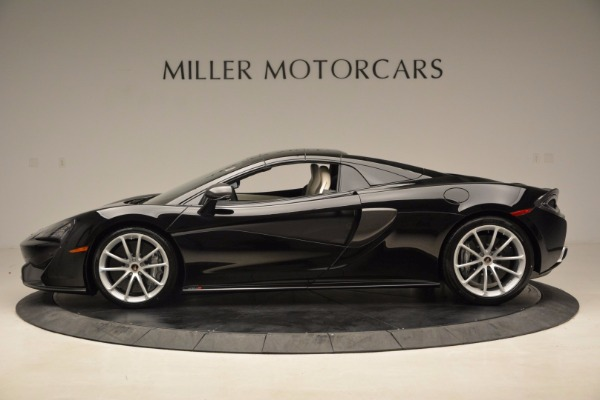 New 2018 McLaren 570S Spider for sale Sold at Bentley Greenwich in Greenwich CT 06830 16