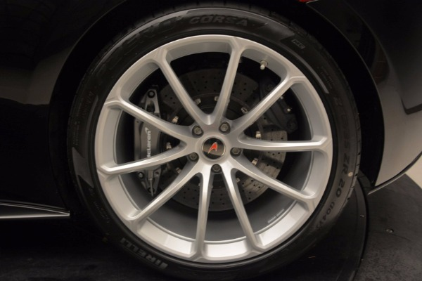 New 2018 McLaren 570S Spider for sale Sold at Bentley Greenwich in Greenwich CT 06830 23