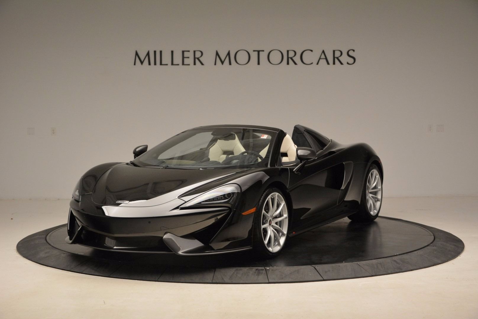 New 2018 McLaren 570S Spider for sale Sold at Bentley Greenwich in Greenwich CT 06830 1