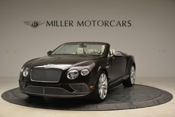 New 2018 Bentley Continental GT Timeless Series for sale Sold at Bentley Greenwich in Greenwich CT 06830 1