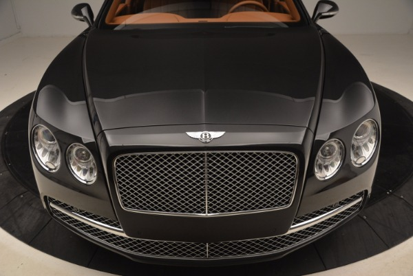 Used 2014 Bentley Flying Spur W12 for sale Sold at Bentley Greenwich in Greenwich CT 06830 18