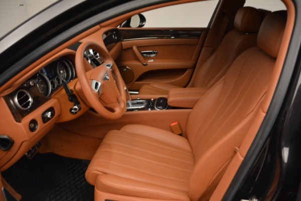 Used 2014 Bentley Flying Spur W12 for sale Sold at Bentley Greenwich in Greenwich CT 06830 27