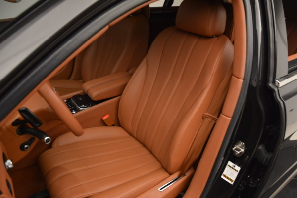 Used 2014 Bentley Flying Spur W12 for sale Sold at Bentley Greenwich in Greenwich CT 06830 28