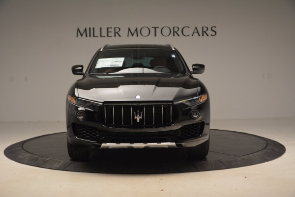 New 2018 Maserati Levante Q4 GranLusso for sale Sold at Bentley Greenwich in Greenwich CT 06830 12
