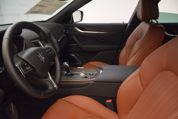 New 2018 Maserati Levante Q4 GranLusso for sale Sold at Bentley Greenwich in Greenwich CT 06830 15