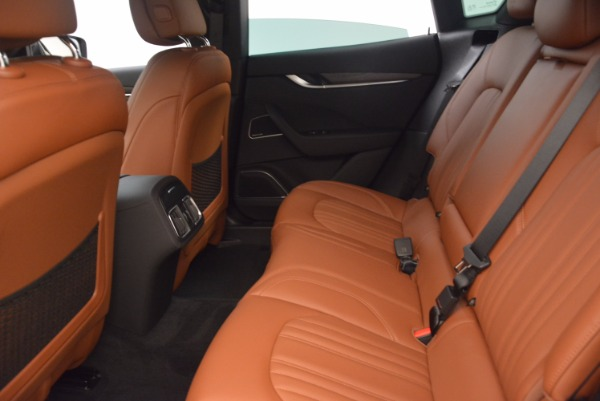 New 2018 Maserati Levante Q4 GranLusso for sale Sold at Bentley Greenwich in Greenwich CT 06830 19