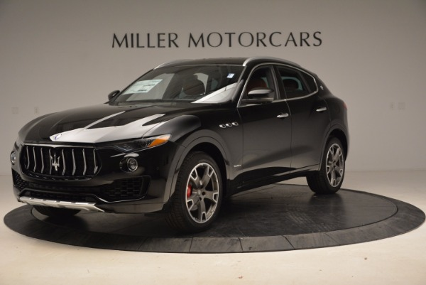 New 2018 Maserati Levante Q4 GranLusso for sale Sold at Bentley Greenwich in Greenwich CT 06830 2