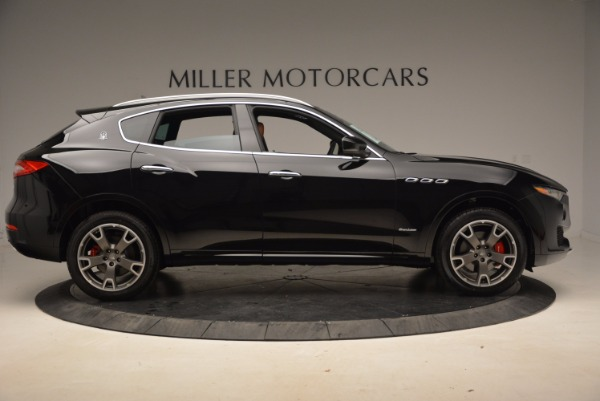New 2018 Maserati Levante Q4 GranLusso for sale Sold at Bentley Greenwich in Greenwich CT 06830 9