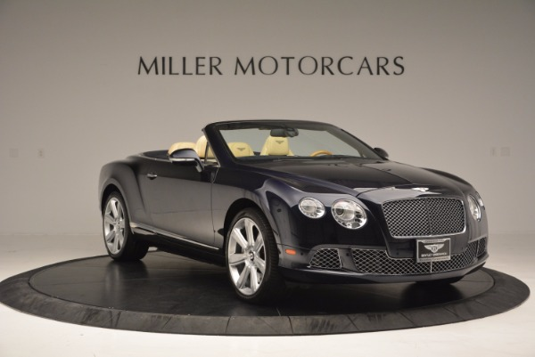 Used 2012 Bentley Continental GTC for sale Sold at Bentley Greenwich in Greenwich CT 06830 11