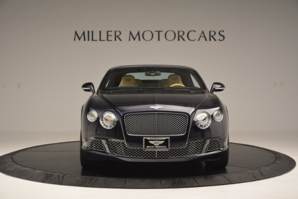 Used 2012 Bentley Continental GTC for sale Sold at Bentley Greenwich in Greenwich CT 06830 13