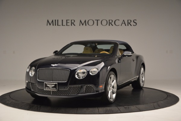 Used 2012 Bentley Continental GTC for sale Sold at Bentley Greenwich in Greenwich CT 06830 14