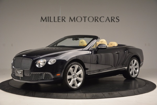 Used 2012 Bentley Continental GTC for sale Sold at Bentley Greenwich in Greenwich CT 06830 2
