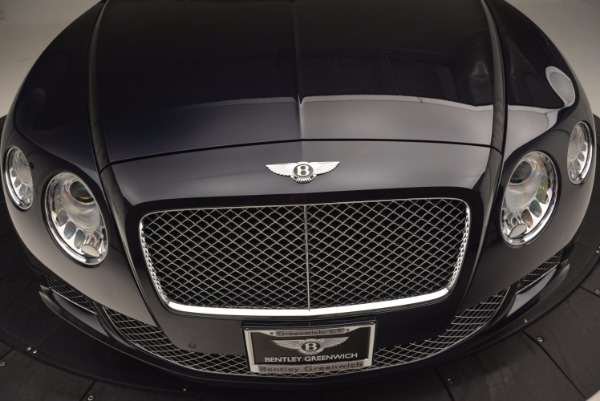 Used 2012 Bentley Continental GTC for sale Sold at Bentley Greenwich in Greenwich CT 06830 25