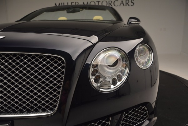 Used 2012 Bentley Continental GTC for sale Sold at Bentley Greenwich in Greenwich CT 06830 26