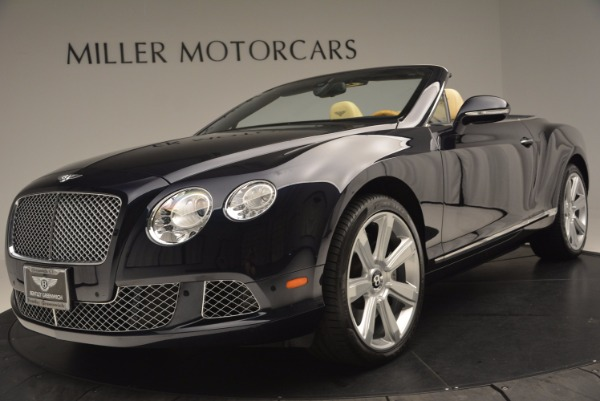 Used 2012 Bentley Continental GTC for sale Sold at Bentley Greenwich in Greenwich CT 06830 28