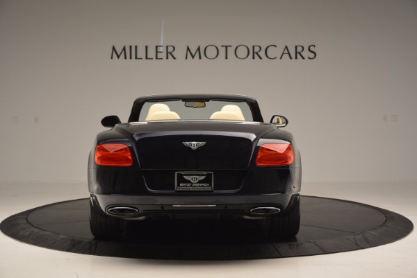 Used 2012 Bentley Continental GTC for sale Sold at Bentley Greenwich in Greenwich CT 06830 6