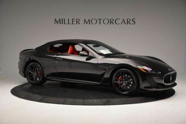 New 2016 Maserati GranTurismo Convertible MC for sale Sold at Bentley Greenwich in Greenwich CT 06830 11