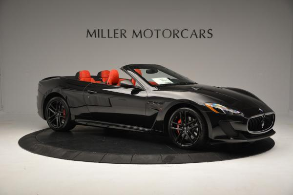 New 2016 Maserati GranTurismo Convertible MC for sale Sold at Bentley Greenwich in Greenwich CT 06830 18