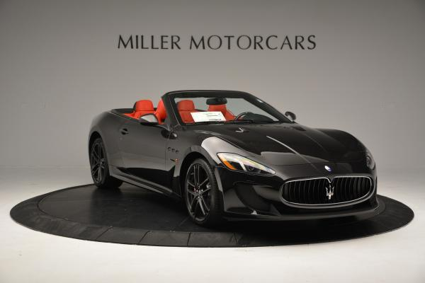 New 2016 Maserati GranTurismo Convertible MC for sale Sold at Bentley Greenwich in Greenwich CT 06830 19
